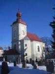Horní Blatná - kaple sv. Kříže |