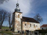 Verušice - kostel sv. Mikuláše | Verušice - kostel sv. Mikuláše