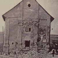 Krásno - kaple Zvěstování Panny Marie