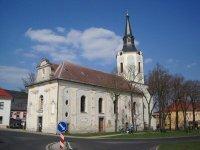 Hroznětín - kostel sv. Petra a Pavla |