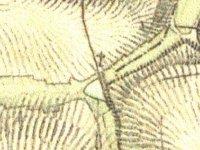 Pšov - Polní kříž | Pšov - Polní kříž