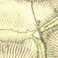 Pšov - Polní kříž