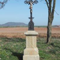 Novosedly - železný kříž