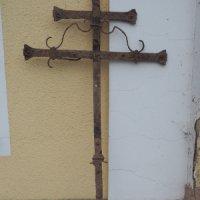 Pšov - železný kříž