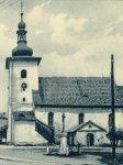 Prameny - kostel sv. Linharta | Prameny - kostel sv. Linharta