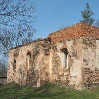 Víska - kostel sv. Petra a Pavla