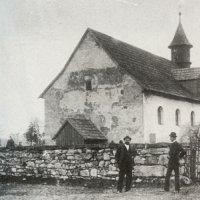 Vranov - kostel sv. Jakuba Většího