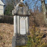 Hoštěc - pomník obětem 1. světové války