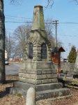 Rankovice - pomník obětem 1. světové války | Rankovice - pomník obětem 1. světové války