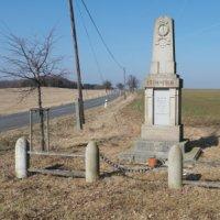 Heřmanov - pomník obětem 1. světové války