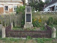 Mrázov - pomník obětem 1. světové války | Mrázov - pomník obětem 1. světové války