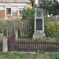 Mrázov - pomník obětem 1. světové války