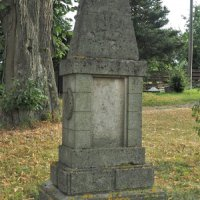 Kladruby - pomník obětem 1. světové války