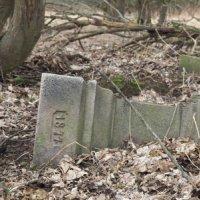 Lučiny - železný kříž