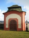 Chyše - kaple (márnice) |