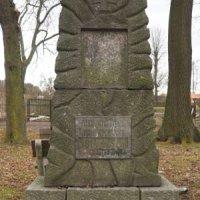 Květnová - pomník obětem 1. světové války