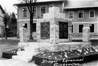 Rudné - pomník obětem 1. světové války | Rudné - pomník obětem 1. světové války