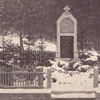 Pstruží - pomník obětem 1. světové války