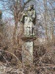 Bohuslav - socha sv. Jana Nepomuckého | Bohuslav - socha sv. Jana Nepomuckého