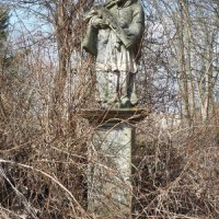 Bohuslav - socha sv. Jana Nepomuckého