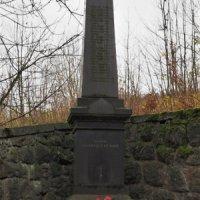 Nejdek - pomník obětem 1. světové války