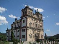 Chyše - kostel Povýšení sv. Kříže |
