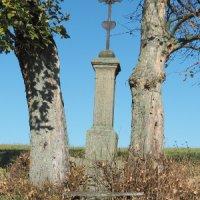 Dvory - železný kříž