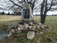 Ryžovna - pomník obětem 1. světové války | Ryžovna - pomník obětem 1. světové války
