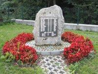 Merklín - pomník obětem 1. světové války | Merklín - pomník obětem 1. světové války