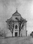 Zakšov - kostel sv. Mikuláše | Zakšov - kostel sv. Mikuláše