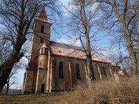 Velichov - kostel Nanebevzetí Panny Marie |