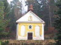 Jáchymov - kaple sv. Barbory |