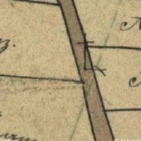 Těšetice - železný kříž