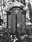 Andělská Hora - pomník obětem 1. světové války | Andělská Hora - pomník obětem 1. světové války