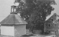 Jesínky - kaple sv. Jana Nepomuckého | Jesínky - kaple sv. Jana Nepomuckého