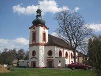 Štědrá - kostel Narození Panny Marie |