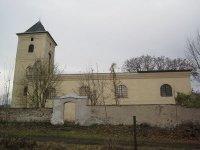 Krásný Les - kostel sv. Petra a Pavla |