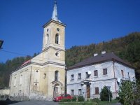 Radošov - kostel sv. Václava |