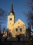 Rybáře - kostel Povýšení sv. Kříže |