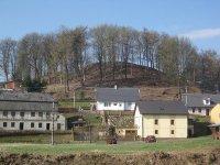 Bochov - hrad Hungerberg |