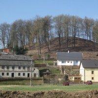 Bochov - hrad Hungerberg