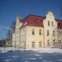 Dalovice - Starý zámek