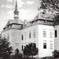 Doupov - zámek