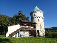 Jáchymov - hrad Freudenstein |