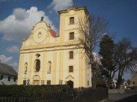 Bochov - kostel sv. Michaela Archanděla |
