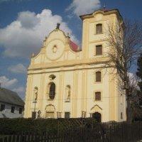 Bochov - kostel sv. Michaela Archanděla