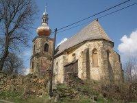 Kozlov - kostel Nanebevzetí Panny Marie |