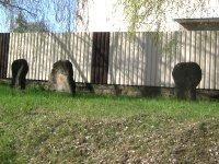 Žlutice - křížové kameny   Žlutice - křížové kameny