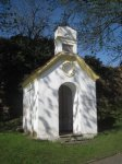 Žlutice - kaple sv. Šebestiána   Žlutice - kaple sv. Šebestiána