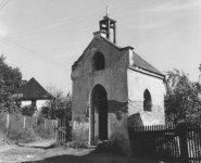 Jimlíkov - kaple Olivetské hory |